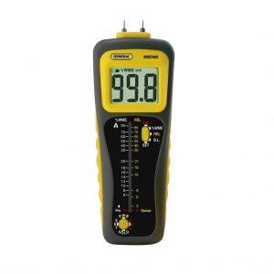 Deep Sensing Moisture Meter