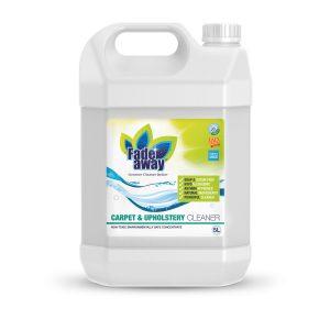chemical free carpet and upholstery cleaner